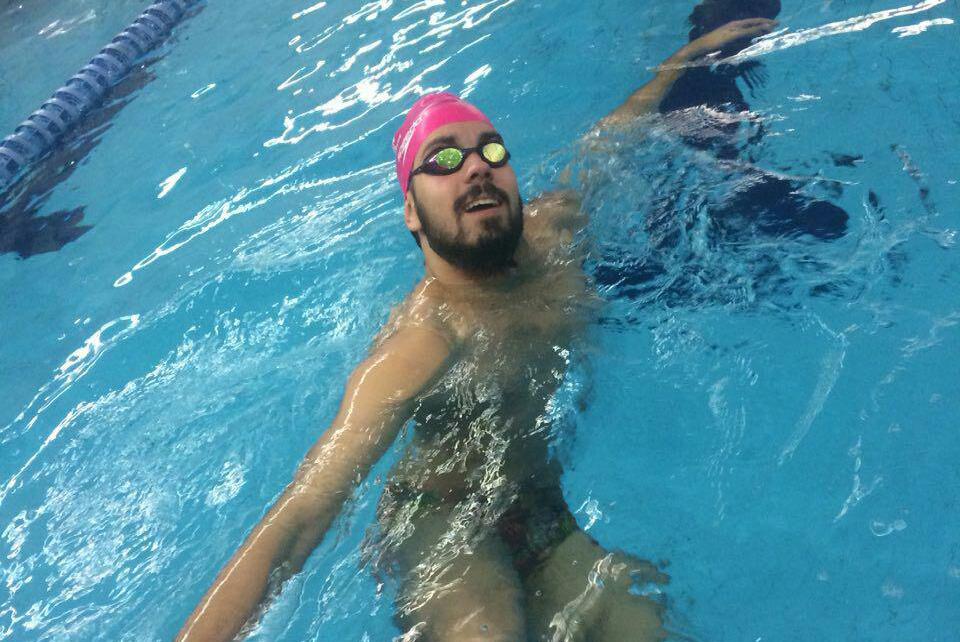Спортосочетание. Часть 3. Пловцы выходят на сушу