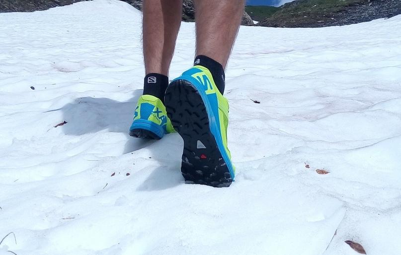 Salomon XA Elevate — краткий обзор кроссовок для горных приключений