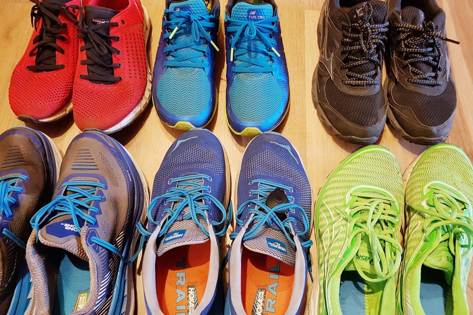 Почему ты никогда не побежишь быстро, постоянно выбирая лучшие кроссовки