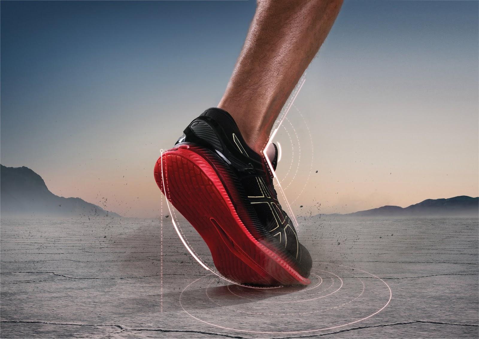 Asics MetaRide - первый взгляд на инновационные кроссовки!