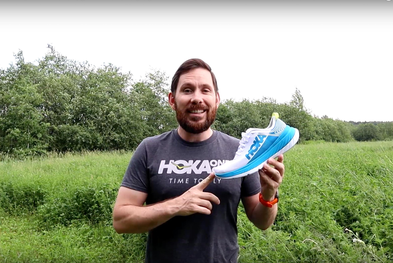 Hoka One One Carbon X - подробный обзор кроссовок с карбоновой пластиной