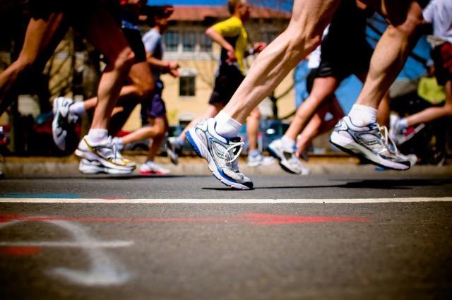 Силовые тренировки для марафонцев. Что качать, чтоб не устать на марафоне