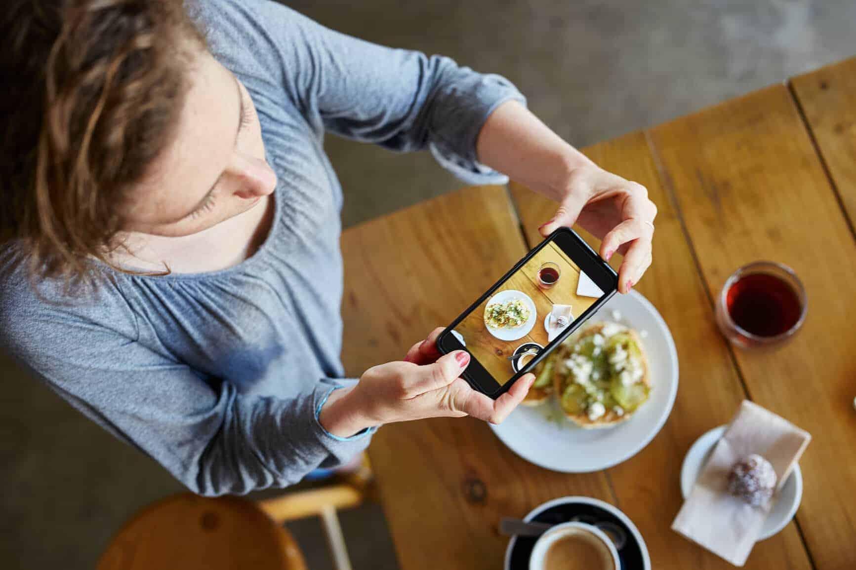 Инстаграм провоцирует пищевые растройства
